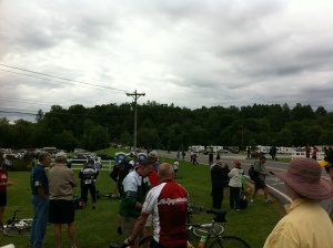 Rest stop at Marion.