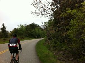 Climbing the Blue Ridge Parkway