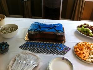 Cannondale Birthday Cake