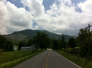 Approaching Sam's Gap