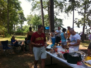 Lake Murray Picnic