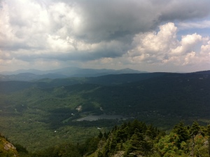 From top of Grandfather