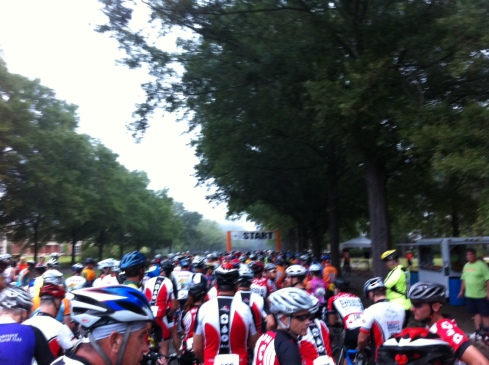 MS 150 start out of Florence