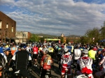 1,000 riders ready to go!