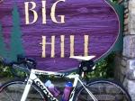 big hill conquered