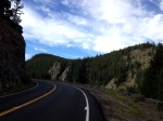 One of the many gorgeous views along Squaw Pass.