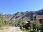 We rode comfortably through Minturn until facing Vail Pass.