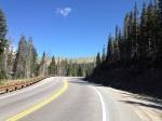 More climbing up Hoosier Pass