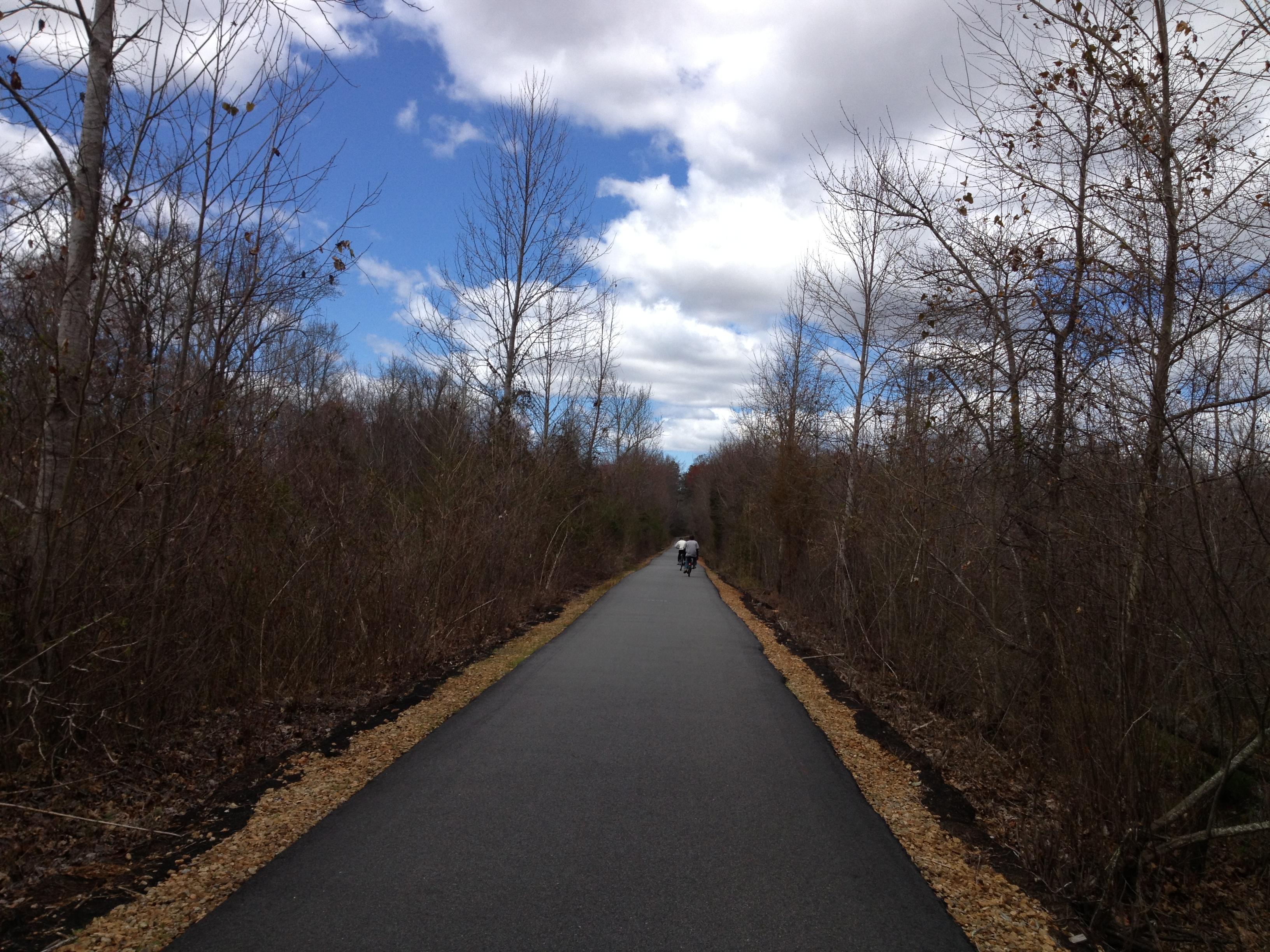 Swamp Rabbit Trail, Greenville, SC
