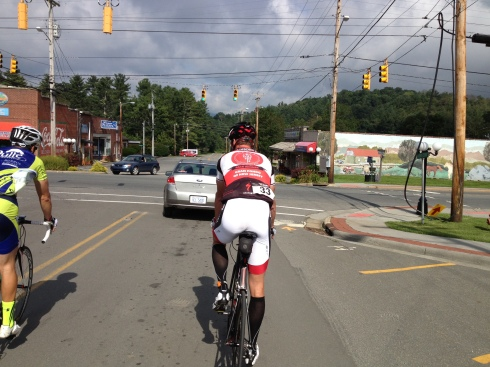 This is Dave, winner of the race and the New Jersey Gran Fondo.