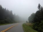 misty blue ridgeparkway